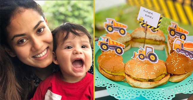 Mira Arranges A Special Bash On Zain's Birthday; Says 'He's Obsessed With Anything That Goes Vroom-Vroom'