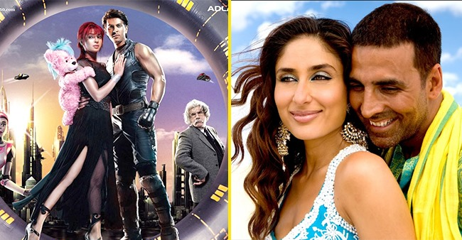 Bollywood movies from 2000s that viewers wish were never made