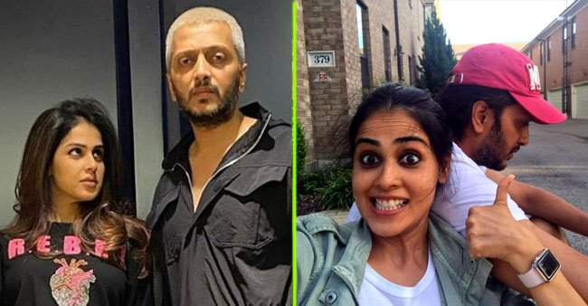 Riteish Deshmukh shares his new classy bearded look, wifey Genelia drops a 'hot' comment