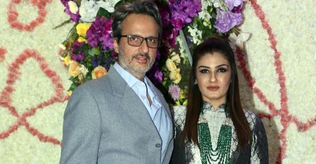 Raveena took to her IG handle and shared a lovely birthday wish for her hubby Anil
