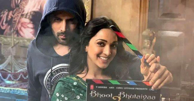 Bhool Bhulaiyaa 2′ filming to be completed in the indoor portions of the film in Mumbai