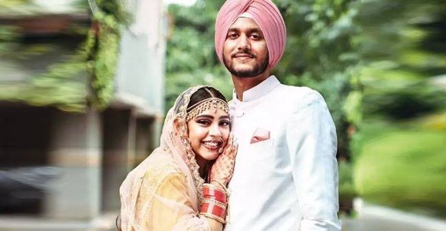 Actress Niti Taylor talks about her close-knit wedding with Parikshit Bawa; Check out