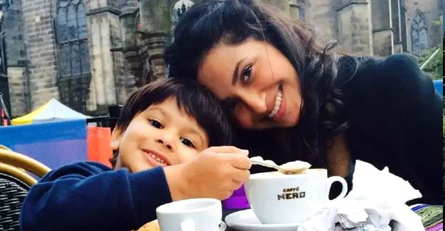 TV actress Shubhaavi Choksey says my husband made me fall in love with coffee