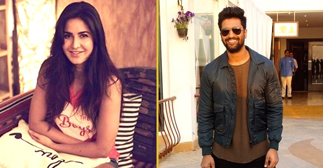 Rumored BF Vicky Kaushal spotted at Katrina Kaif's place as the lockdown eases, see pic