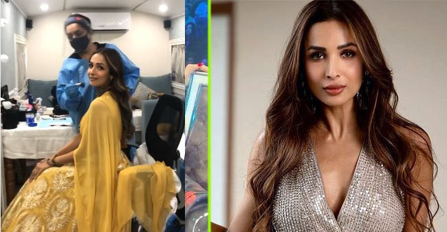 India's Best Dancer: Malaika Arora resumes work after recovery, looks beautiful in her yellow lehenga