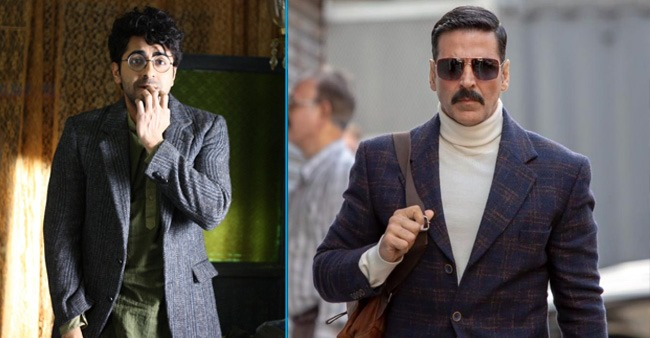 Bollywood actors that sported a 'vintage look' for their movies
