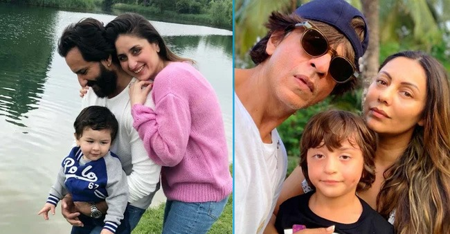 Taimur's luxury car to AbRam's swanky treehouse: Bollywood star kids and their expensive gifts