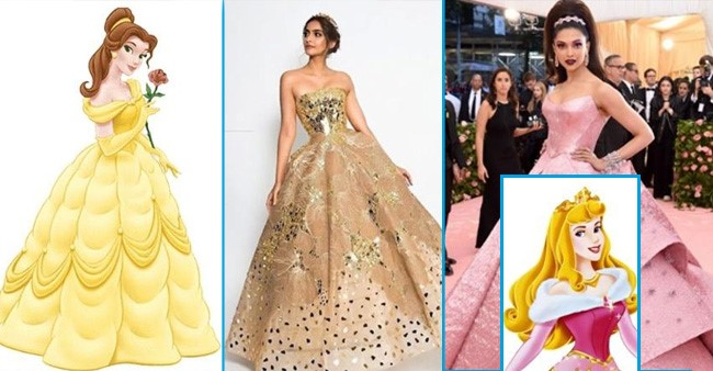 Take a look at Bollywood actresses channeling their inner Disney characters