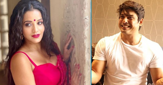 BB10 fame Monalisa declares Sidharth Shukla as her favourite while talking about BB14