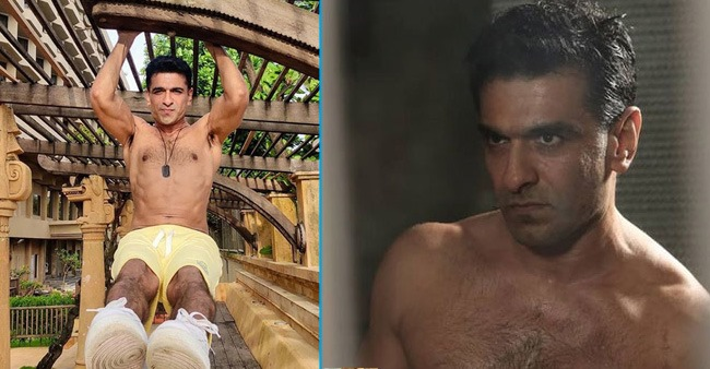 Pictures that prove Bigg Boss 14 contestant Eijaz Khan is a fitness lover