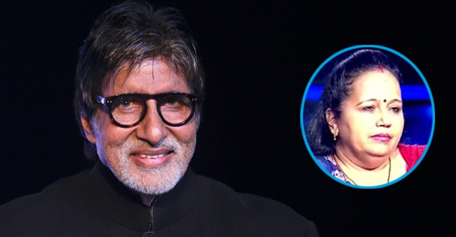 KBC12 contestant gets a 1981 edition of a magazine with Amitabh Bachchan's picture on cover
