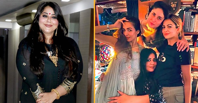 Mallika Bhat receives a lot of wishes on her birthday from her BFF gang