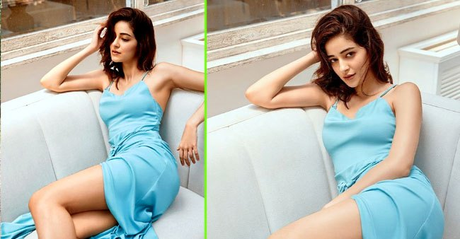 Ananya Panday's latest post featuring her hot pictures left all her fans gushing over her