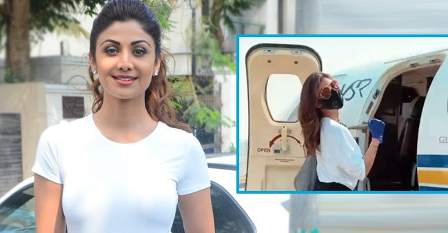 Shilpa Shetty wraps up filming Hungama 2's Manali schedule, shares a beautiful picture