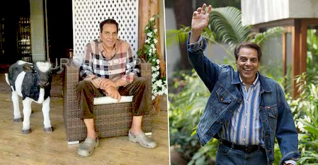 Inside pictures and videos of Dharmendra's grand 100-acre Lonavala farmhouse