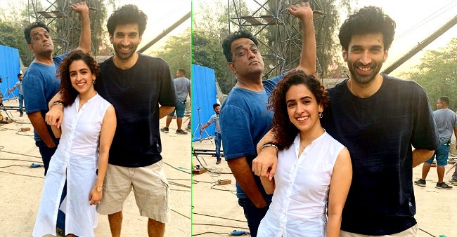 Sanya Malhotra and Aditya Roy Kapur's steamy chemistry in Ludo is simply unmissable