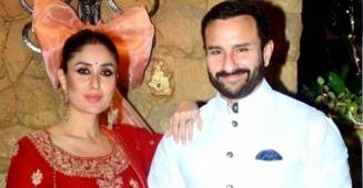 "Kareena hails hubby Saif for his brave choice of script, says ""there will never be another Saif """