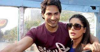 Varun Dhawan digs out a hilarious picture to birthday wish his 'Mai Tera Hero' co-star Nargis Fakhri