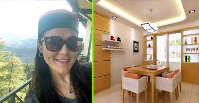 From a cute Mumbai Apartment to a luxurious LA home, all the multi-crore homes Preity Zinta owns