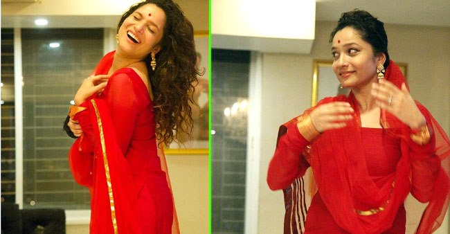 Ankita Lokhande tip toes in her new post as she shares a strong message for haters