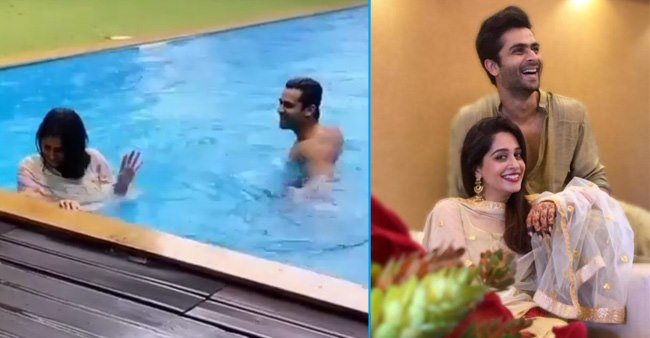Dipika Kakar shares a video as she spends some pool time with hubby Shoaib Ibrahim