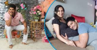 Karanvir Bohra is enjoying every moment of gestation period with wifey Teejay Sidhu