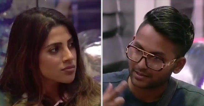 Nikki leaves a peck on Jaan's cheek in Bigg Boss 14's new video from Navratri episode