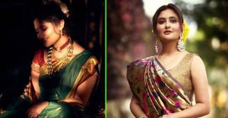 Bigg Boss 13 Fame Rashami Desai calls herself 'UP Ki Beauty' as she dresses up for photo session