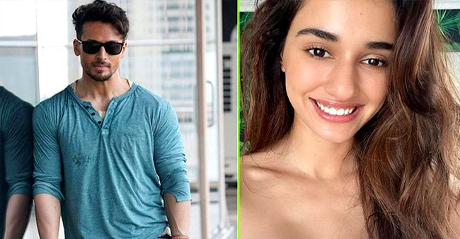 Tiger Shroff performs a blindfolded flip and leaves everyone including Disha Patani blown away