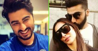 Arjun Kapoor says 'Happy Birthday Fool' on Malaika's birthday with a goofy picture