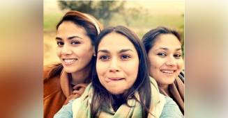 Mira Rajput shares a goofy picture as she reunited with her sister Noor Wadhwani