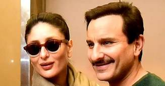 Kareena Kapoor reveals Saif's reaction on learning he is going to become a dad again