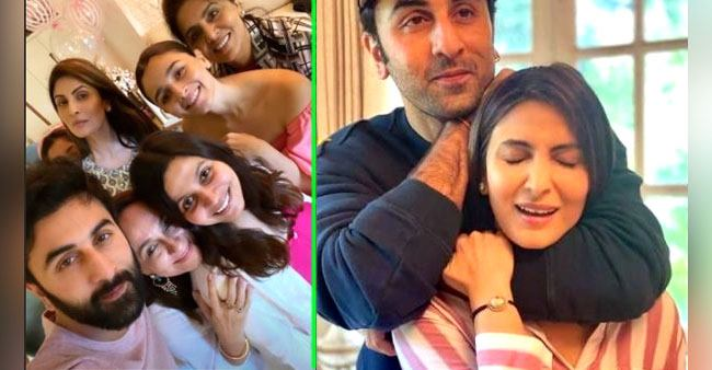 Riddhima Kapoor shares a stunning selfie with some beautiful faces including Ranbir and Alia