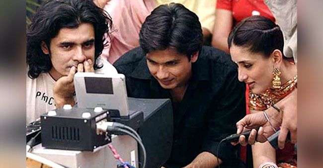 Jab We Met clocks 13 years, actress Kareena shares an unseen picture with co-star Shahid