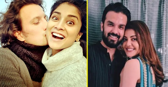 South actresses that married men with non-filmy background