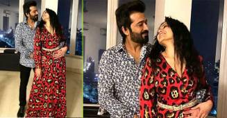 Kamya Punjabi flies off to Delhi to celebrate hubby Shalabh Dang's birthday