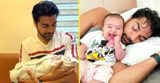 Gautam Gupta misses baby girl Anayka, shares a video of her waving at him