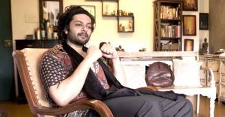 Inside pictures of actor Ali Fazal's beautiful artistic apartment in Bandra, Mumbai