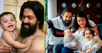 KGF star Yash Pandit is planning a grand celebration for son Yatharv's first birthday