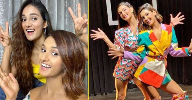 Mukti Mohan shares a beautiful picture with Shakti Mohan and it's all about sister love