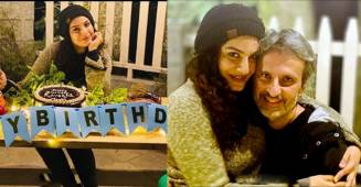 Raveena Tandon shares glimpses of her birthday celebration with hubby Anil Thadani