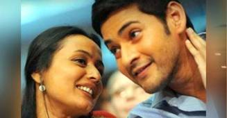 Namrata Shirodkar shares a stunning BTS from hubby Mahesh Babu's next project