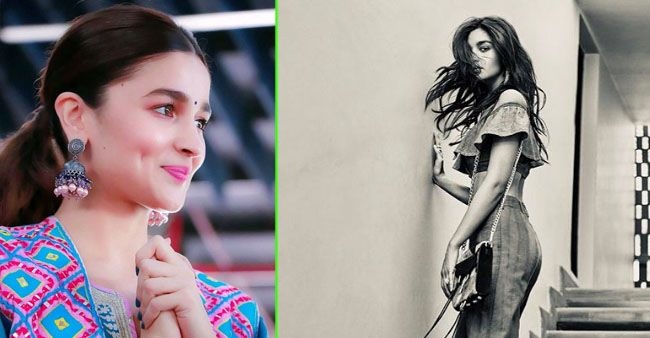 Alia Shares Monochrome Pic From Photo Session; Urges Fans To Take That 'Step'