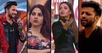 BB14 Oct 27 Highlights: Jasmin Gets Irritated WIth Rahul; Jaan-Nikki's Bond Goes For A Toss