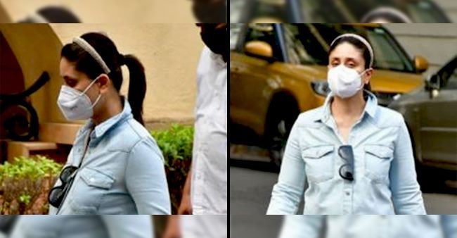 5-Month Pregnant Bebo's Maternity Appearance Gives Vibes Of A Protective Mom; Enjoy Pic