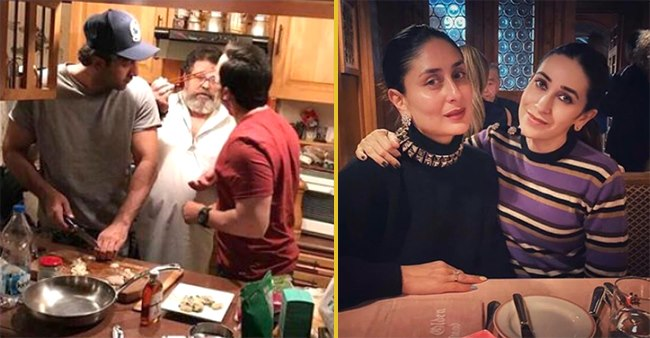 Chef Saif Made Eid-Special Biryani For Kapoor Sisters, Ranbir Turned Sous-Chef For Brother-In-Law
