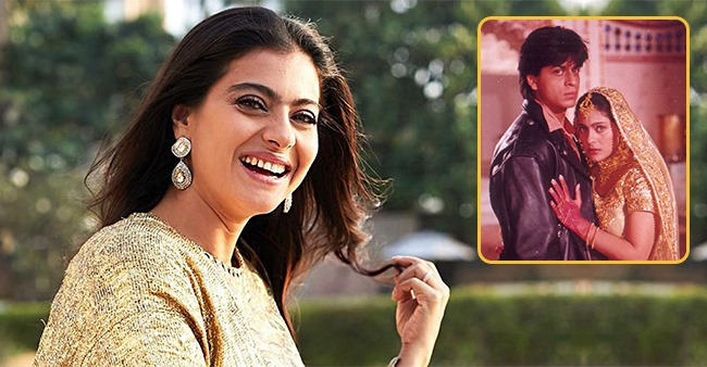 I Thought DDLJ's 'Zara Sa Jhoom Loon' Is Not Gonna Work, Says Kajol
