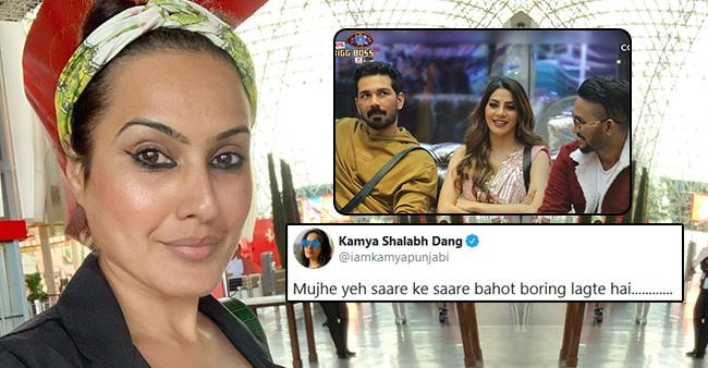 BB14: Kamya Punjabi Praises Hina For Being Cool During Spat Between Sid & Gauahar