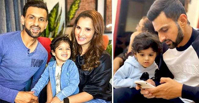 Sania Mirza Posts An Adorable Video Of Izhaan Enjoying A Happy Dance
