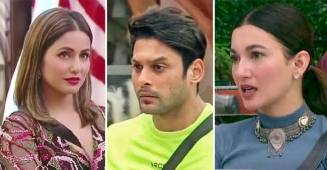 BB14: Gauahar, Hina Lose Control On Sid; Contenders Trying To Show Best In 'Game Over' Task